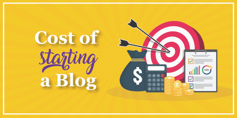 Cost of Starting a Blog