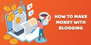Make Money with Blogging India