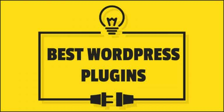 Best WordPress Plugins to use in 2018