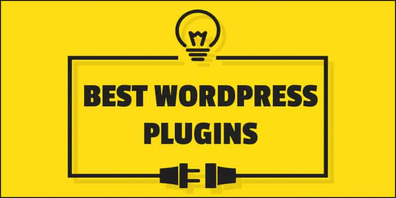 Best WordPress Plugins to use in 2018